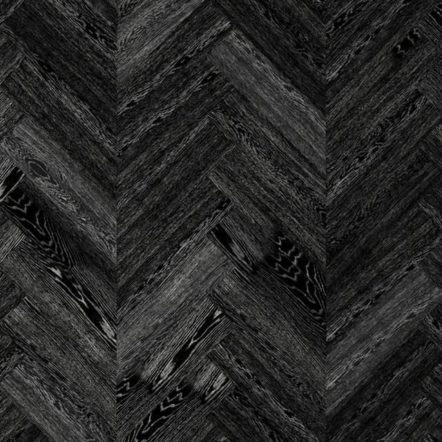 Архипол цвет черный патина серебро глянцевый лак инженерная доска ёлка